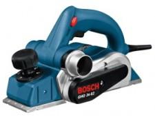 Рубанок Bosch Gho 26-82 professional (в кейсе)