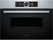 Встраиваемый электрический духовой шкаф Bosch CMG 676 4S1