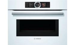 Встраиваемый электрический духовой шкаф Bosch CMG 676 4W1