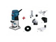Фрезер Bosch GKF 600 + оснастка 060160A101